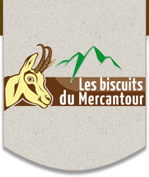 Biscuits du Mercantour - Logo